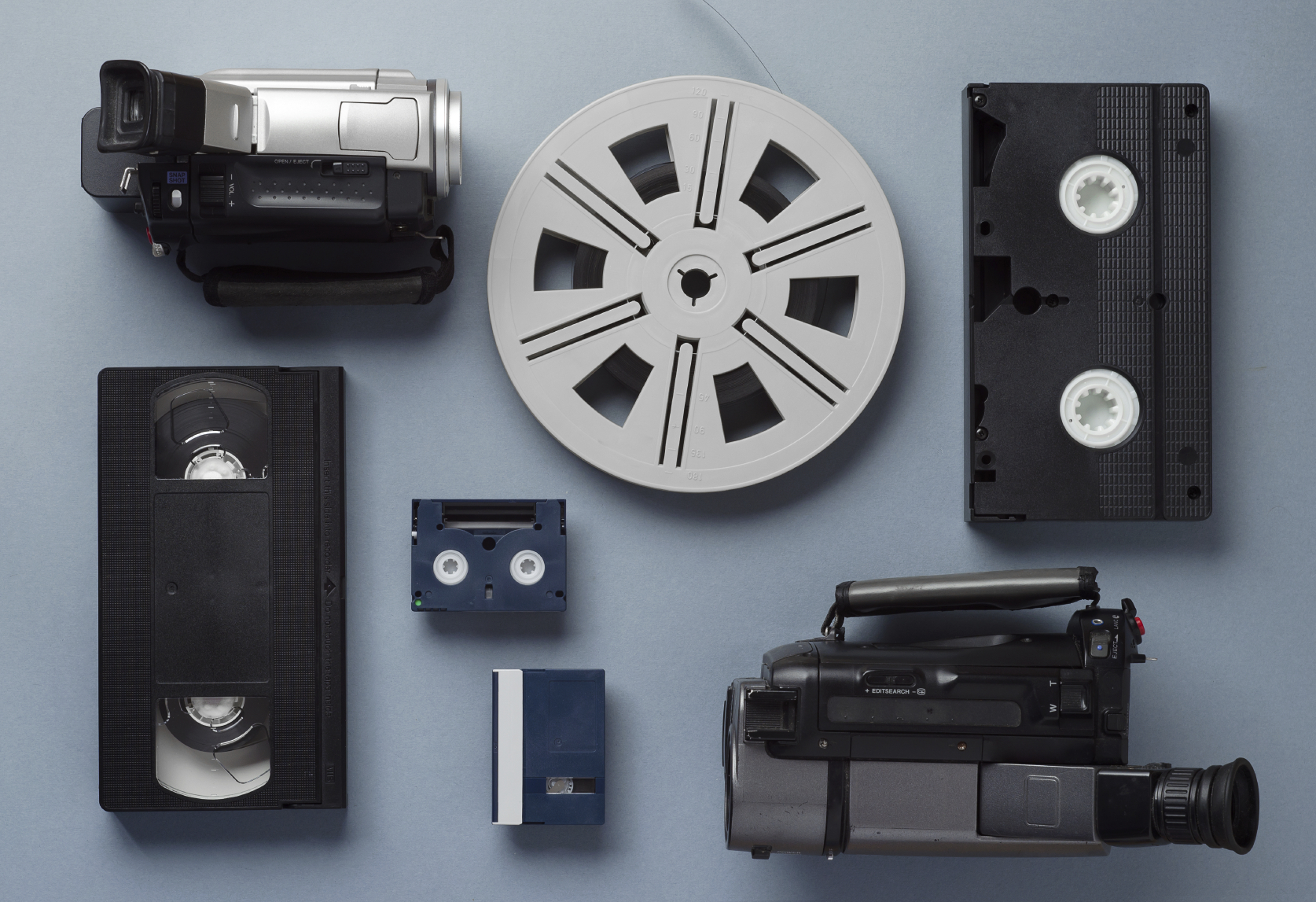 video transfer service VHS to DVD VHS to Digital camcorder to digital 8mm to digital